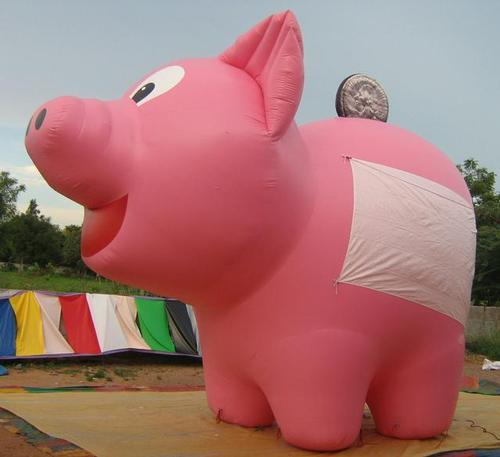 Piggy Bank Balloon