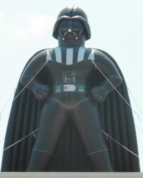 Darth Vader Inflatable